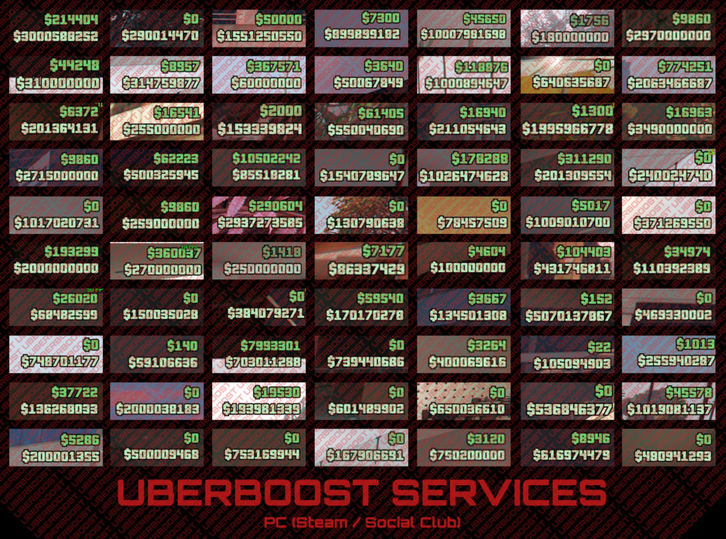 SHOW ME WHAT YOU GOT | PROOF — UBERBOOST net